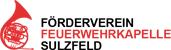 FV Feuerwehrkapelle Sulzfeld e.V. Logo